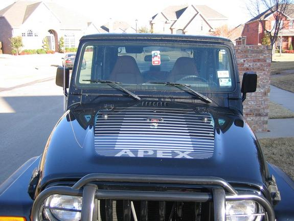 KDRGibby81 2002 Jeep Wrangler Specs, Photos, Modification ...
