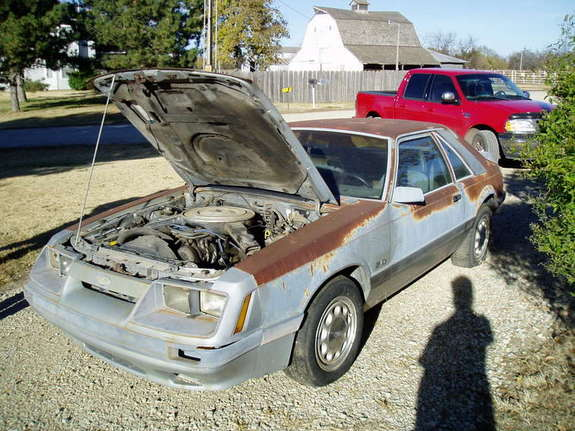 Another 85_Five_Oh 1985 Ford Mustang post... - 7664102