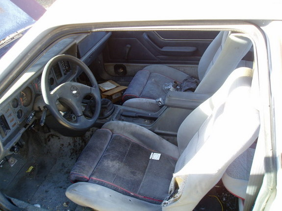 Another 85_Five_Oh 1985 Ford Mustang post... - 7664107