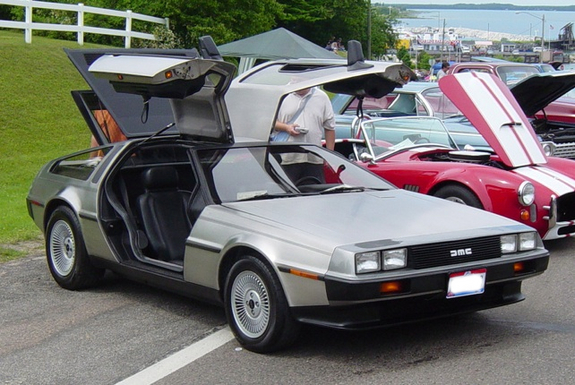 PatrickC's 1981 DeLorean DMC-12