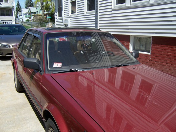 Another kisakitora 1987 Nissan Maxima post... - 7667195