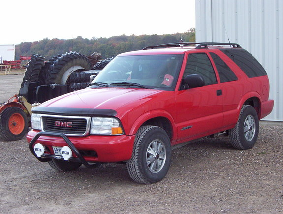 05 sliver 2005 gmc jimmy specs photos modification info at cardomain. Black Bedroom Furniture Sets. Home Design Ideas