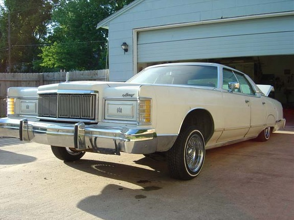 King Lincoln 1978 Mercury Grand Marquis Specs Photos