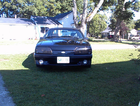 Roland69 1988 Ford Mustang 7668099