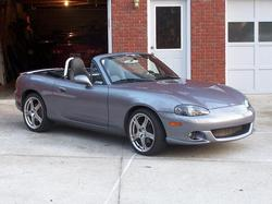 05speeds 2005 Mazda Miata MX-5