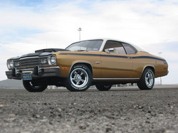 MORPOWER 1973 Plymouth Duster