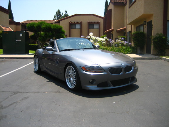 Misterawa 2003 Bmw Z4 Specs Photos Modification Info At