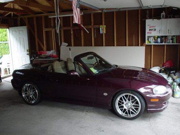 Another joeb93 2000 Mazda Miata MX-5 post... - 7669543