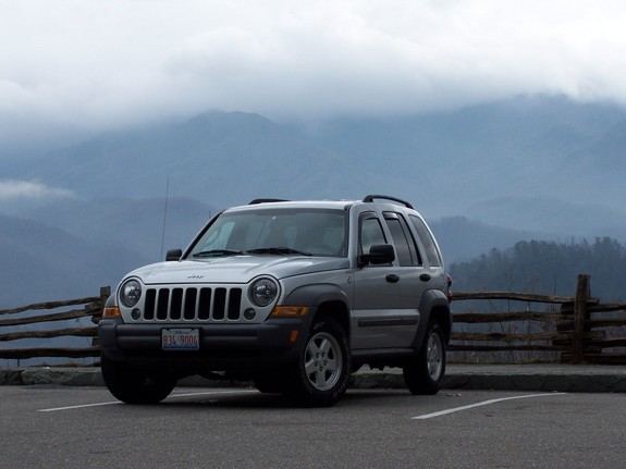 Canyonero02's 2005 Jeep Liberty