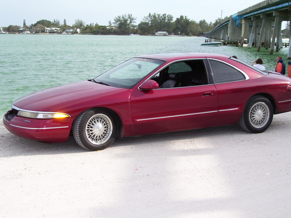 open road 1994 lincoln mark viii specs photos. Black Bedroom Furniture Sets. Home Design Ideas