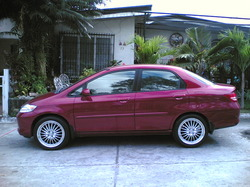 sukenyw2 2005 Honda City