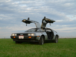 poppjs 1981 DeLorean DMC-12