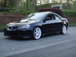Infinitpotentials 2005 Acura RSX