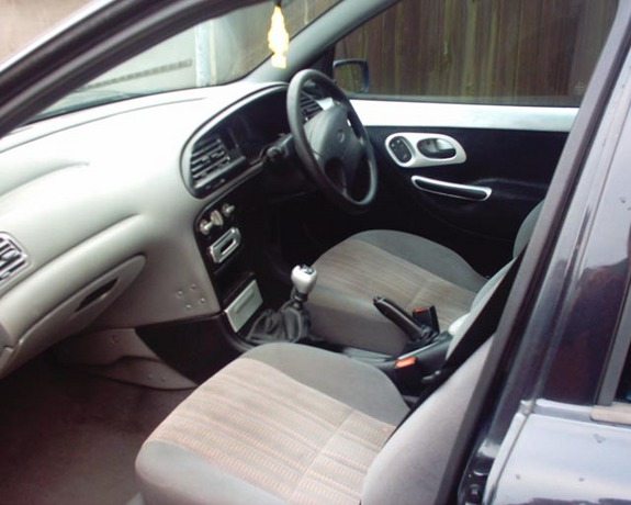 Yamcho 1995 Ford Mondeo Specs Photos Modification Info