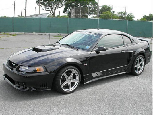 Blacksaleens281 2002 Saleen Mustang Specs Photos
