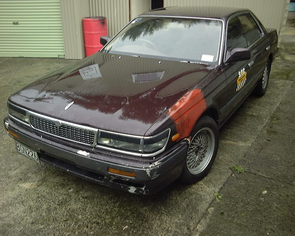 Another D1LRL 1989 Nissan Laurel post... - 7677464
