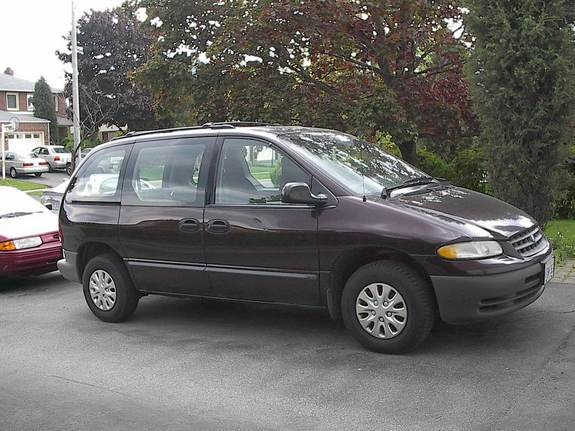 1loudsoccermom 1996 Plymouth Voyager Specs  Photos