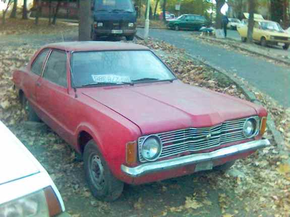 Another DramaSerbia 1971 Ford Taunus post... - 7678525