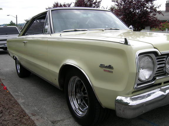66Mope 1966 Plymouth Satellite