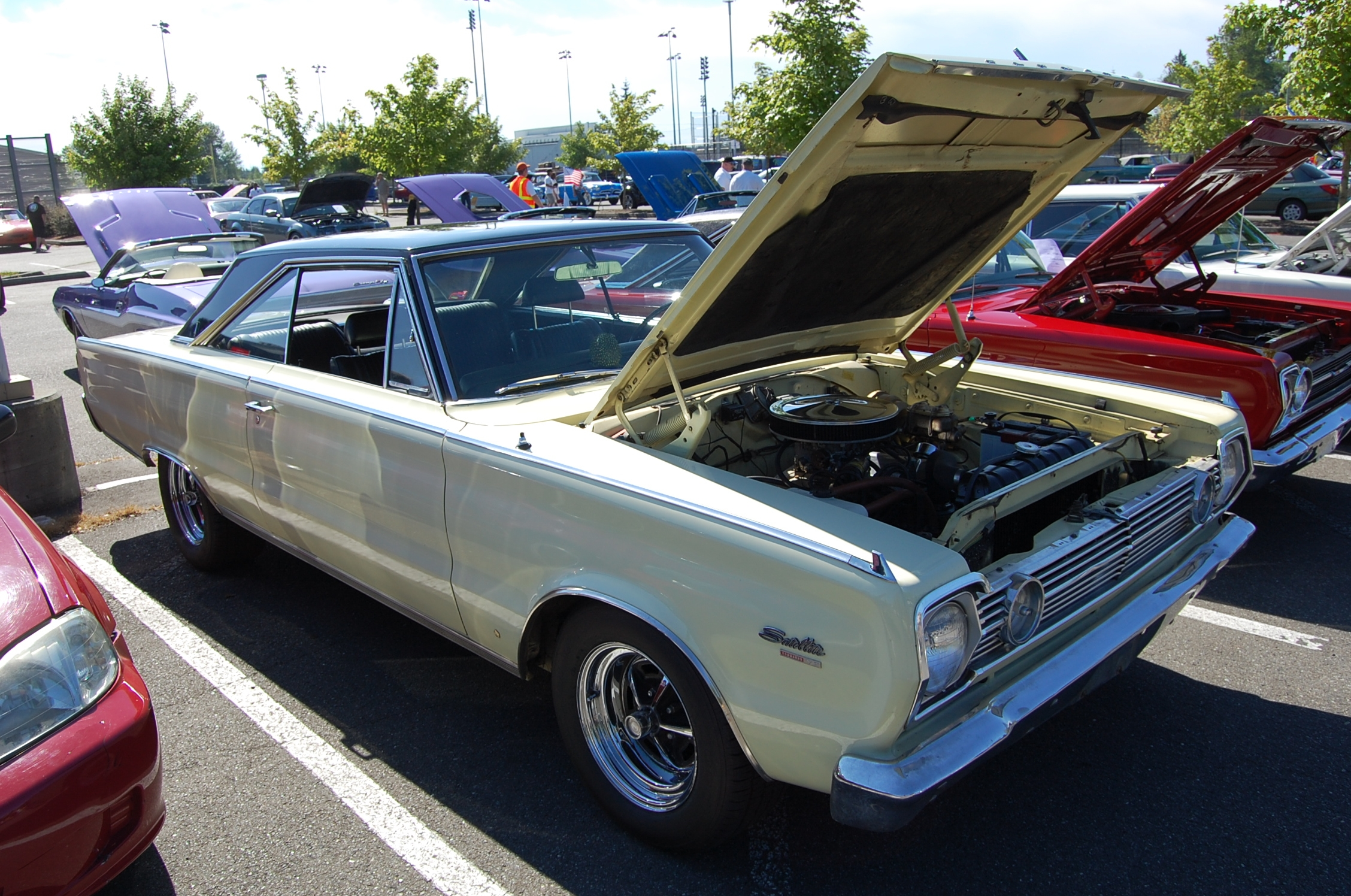 66Mope 1966 Plymouth Satellite 7680746