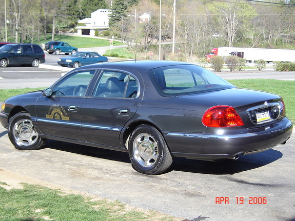 Another mrl250 1999 Lincoln Continental post... - 7685625