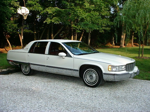 pics photos cadillac fleetwood brougham 1993. Cars Review. Best American Auto & Cars Review