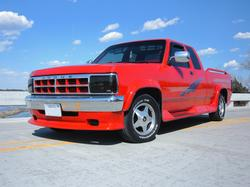 cash20Kmoney 1994 Dodge Dakota Regular Cab & Chassis