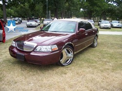 bubbajordons 2003 Lincoln Town Car