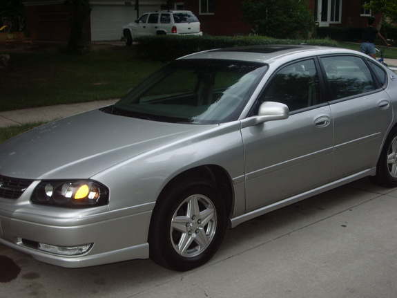 Another DAT_DEAL18 2005 Chevrolet Impala post... - 7683612