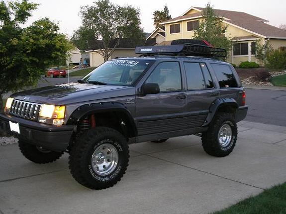 Senatestud2006 1994 Jeep Grand Cherokee Specs  Photos  Modification Info At Cardomain