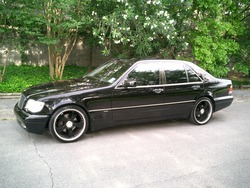 HollywoodHalls 1996 Mercedes-Benz S-Class