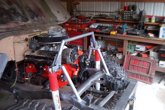 Another phatdak 1948 Willys CJ2A post   864524 by phatdak