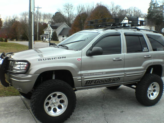 Lifted150 1999 Jeep Grand Cherokee Specs Photos