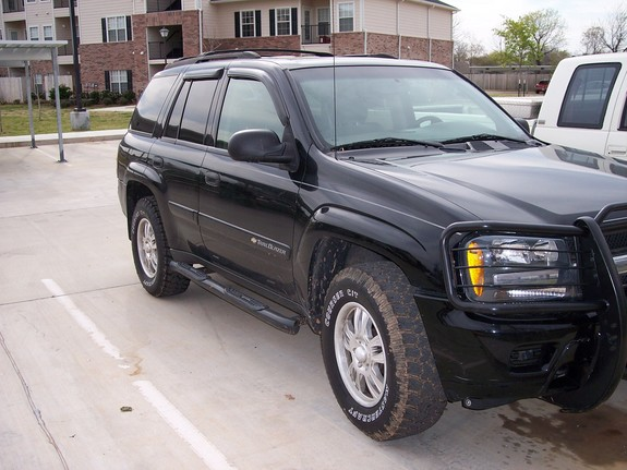 scarhound22 2002 Chevrolet TrailBlazer Specs, Photos ...