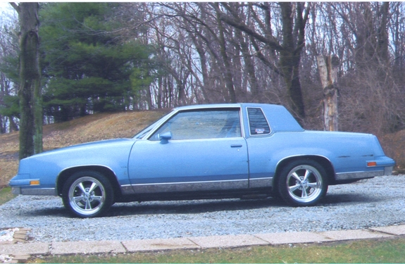MarkS-10 1981 Oldsmobile Cutlass Supreme 7689263
