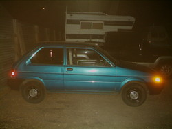 pipez89 1993 Subaru Justy