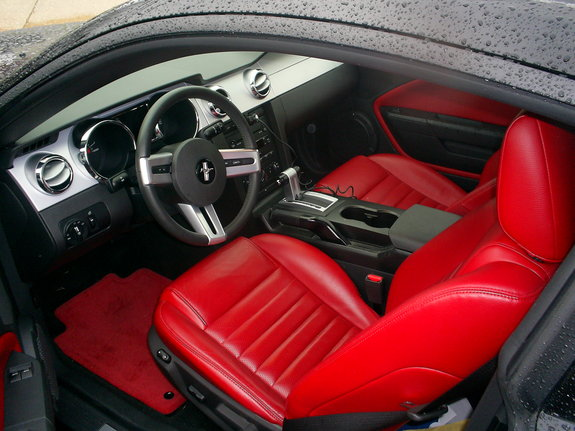Yankeernc 2005 Ford Mustang Specs Photos Modification Info At Cardomain