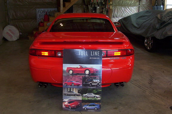 Another Spyder95 1995 Mitsubishi 3000GT post... - 7693283