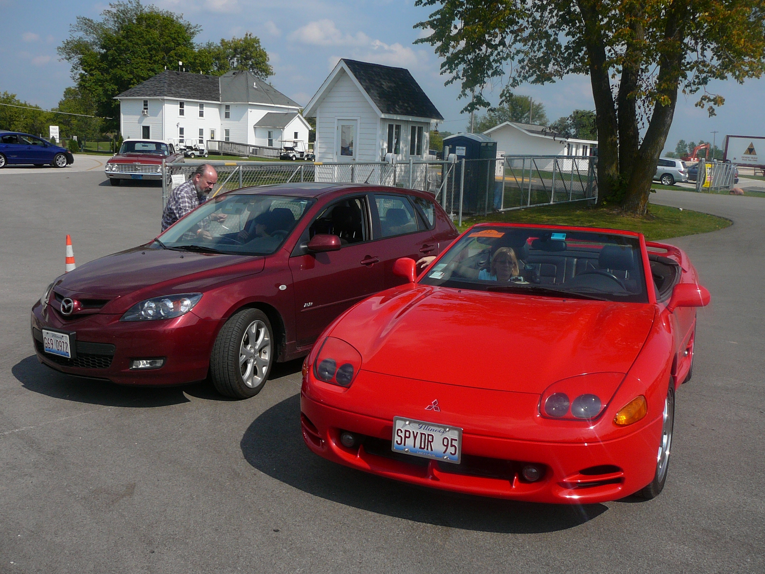 Another Spyder95 1995 Mitsubishi 3000GT post... - 7693298