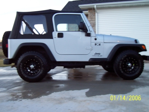 Another boosted03awd 2005 Jeep Wrangler post... - 7693820