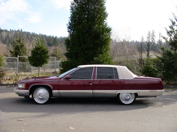 macaddy 1995 cadillac fleetwood specs photos modification info at cardomain cardomain