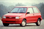 Gergorians 1991 Ford Festiva