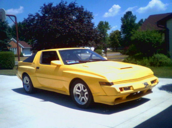 Starion Car Cover
