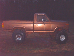 DrivlineDstroyers 1986 Ford F150 Regular Cab