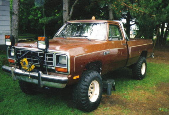 mopower  dodge power wagon specs  modification info  cardomain
