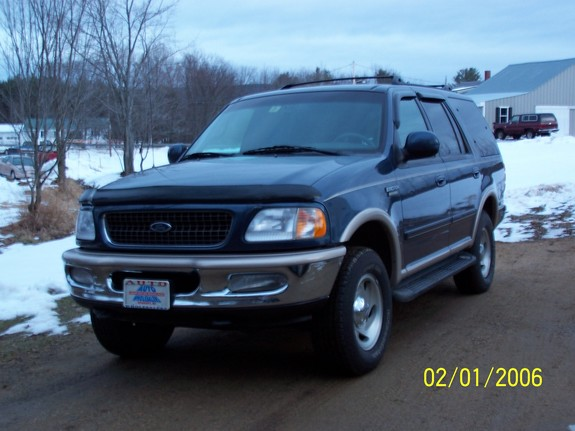 Trm1979 S 1998 Ford Expedition In Pittsfield Nh