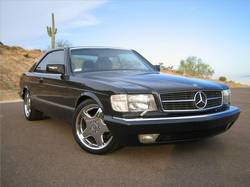 Charles_31000s 1989 Mercedes-Benz S-Class