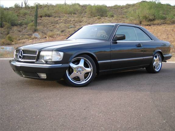 Another Charles_31000 1989 Mercedes-Benz S-Class post... - 7701740