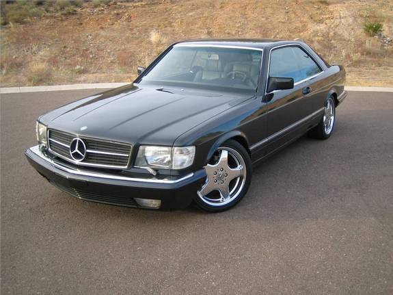 Another Charles_31000 1989 Mercedes-Benz S-Class post... - 7701741