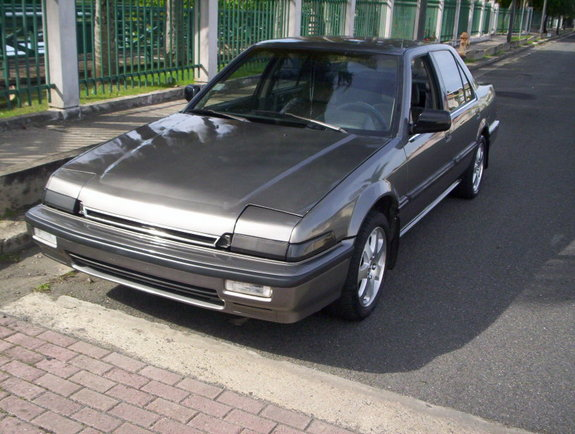 accord lx 1989 1989 honda accord specs photos. Black Bedroom Furniture Sets. Home Design Ideas
